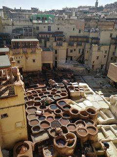 激走2400km  悠久のモロッコ 8日間の旅  迷宮都市フェズを歩く篇