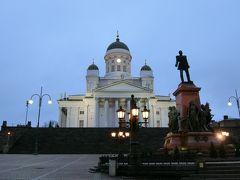 2017年 年末年始 フィンランド(9) ヘルシンキ(大聖堂など)