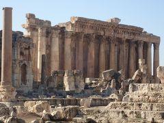 レバノン世界遺産バールベックの遺跡が素晴らしかった件(冬の中東周遊旅行)