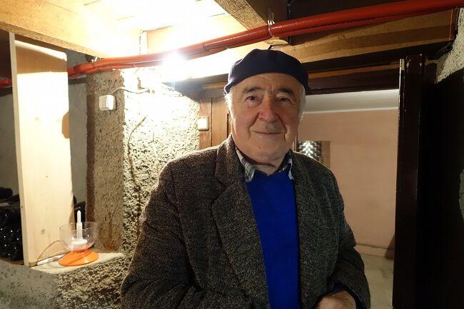 2017年 ジョージア旅行記 12 ワイナリー訪問 6 Milorava's Guest House
