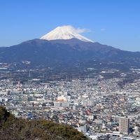 富士をお供に沼津アルプス縦走♪ 低山と舐めたらいかんぜよ