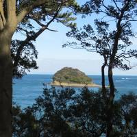 冬の加太から和歌山城へののんびり温泉旅