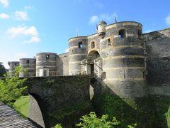 アンジェ_Angers フランスに現存する最古のタペストリー!堅牢な古城を持つかつてのアンジュー公国の首都