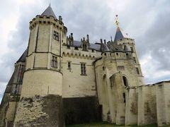 ソーミュール_Saumur 王家の谷に佇む城!中世に仏諸侯たちが流麗さを競った城のひとつ