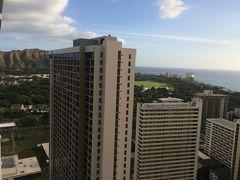 12月ハワイでコンドミニアムステイ10日間!(初日)【コンドミニアム・ハワイ大学】