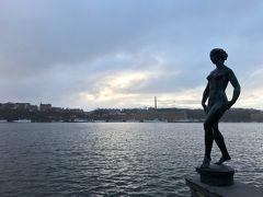 冬の北欧旅行 その5 ストックホルム最終日 スウェーデン市庁舎とノーベル博物館