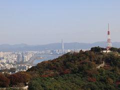 Westinチョソン・ソウルに泊まる秋のソウル
