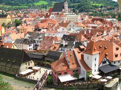 オーストリア&チェコ 美しい街並みと自然とビール!を楽しむ~チェスキークルムロフと夜のプラハ編