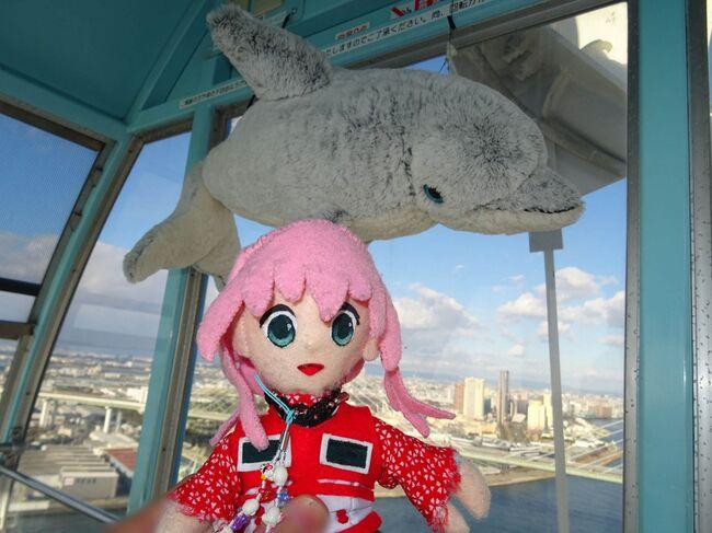 ようこそ2018、年越し旅行の延長戦だヨ! 3日目・大阪市内散策①