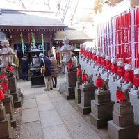 chokoっと散歩~B'zのライブまでの間に赤坂氷川神社からのんびり歩いて豊川稲荷まで~