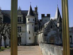☆ Bon jour FRANCE ☆ ~~Paris(パリ) から 足を伸して、、⑥ ~~ 【 レオナルド ダ ヴィンチの最後の居城「ル クロ リュセ」 & 「アンボワーズ城」編 】 トゥール(Tours)を起点に ロワール川 古城巡り  <1日目・午前 >   (3/17)