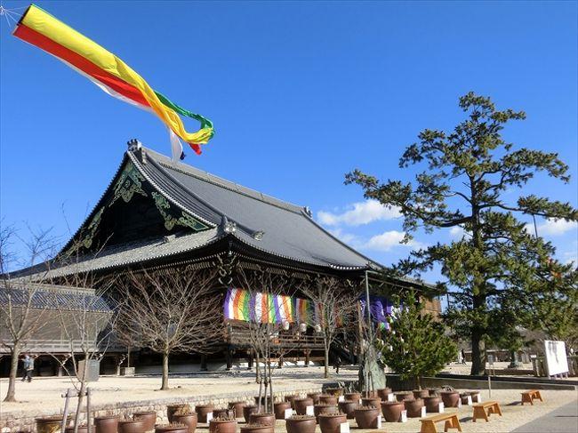 津で寺社参拝。