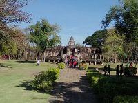 遺跡だけではもったいない、の〜んびりできるピマーイそして地獄寺