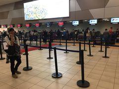 リマの空港、ラウンジが無い!?アビアンカ航空 LIM/LPB、ラパス空港ホテル。