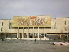 女一人旅-アルバニア・ティラナ、クルヤ-