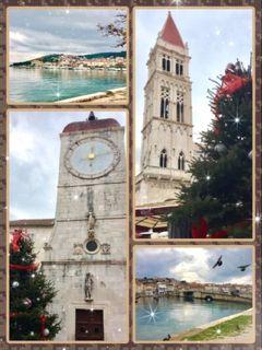 ・:*+2017クリスマス(10)+*:・in トロギール ~古代ギリシアの街・古都トロギル ~