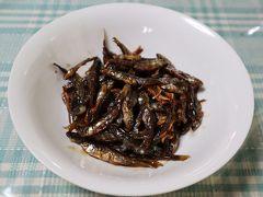 佐倉市散策(47)・・印旛沼で釣ったクチボソ(モッゴ)で、自家製甘露煮を作ります。