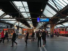 国際列車でドイツ バーデンバーデンへ