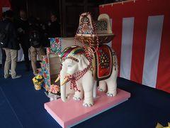 春の京都ひとり旅【13】四日目・季節外れのかき氷、新熊野神社と三十三間堂