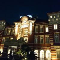 ひょんなことから東京駅滞在!~まさかの車椅子~