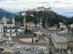南バイエルン、チロル、ザルツカンマングートへのドライブ旅行その3(ザルツブルク)