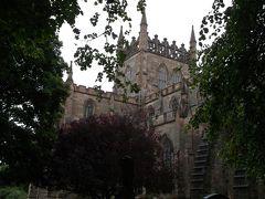 アイルランド・スコットランド11日間の旅⑰ カーネギーの生まれた街ダンファームリン