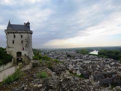 シノン_Chinon ロワールの最古の古城!美味いワインとジャンヌ・ダルクの逸話が伝わる町