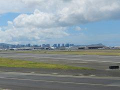 JALエコノミー(関空→ホノルル)搭乗記◆2017年7月・カウアイ島&ホノルルの旅《その1》