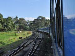 スリランカ 見つけた!1人旅(1) おススメ鉄道の旅とアウカナブッダ