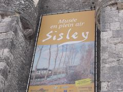 フォンテーヌブロー城とモレ・シュル・ロアン。印象派絵画をめぐる旅2
