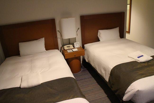 宿泊したホテル(ステーションホテル小倉)の記録。<br />結論から・・・普通に快適に過ごせる。アクセス抜群なので使いやすい。<br />たぶん、これからも利用機会がある。