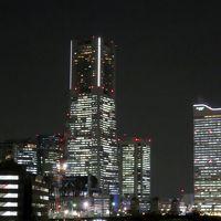 横浜満喫の旅~みなとみらいの夜景&山手の洋館~