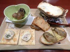 CSファイナルステージ進出のベイスターズを応援する筈だった広島の旅 セ・リーグ 優勝トロフィー 福屋 広島駅前店 広島PARCOのショッピング 牡蠣料理 ASSE かなわの中食
