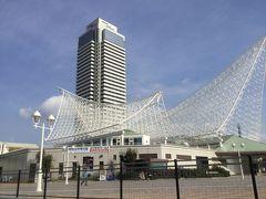 神戸海洋博物館とカワサキワールドを見学に     ☆兵庫県神戸市