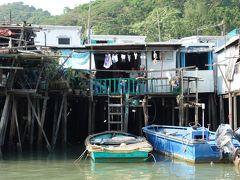 【2017年 香港】その6 のどかなはずの水郷で長蛇のバス待ちに困惑する