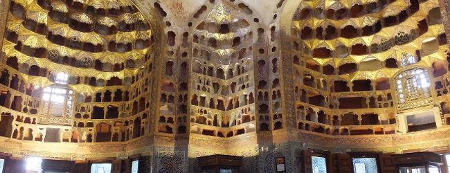 イラン北西部8 アゼルバイジャン博物館...