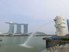 1泊3日シンガポール、内容満載充実スケジュール、2日間で回ってきた~、①