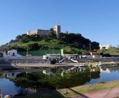 2017.12アンダルシアドライブ旅行3-Fuengirola Sohail城に登る