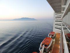 MSCファンタジアによる地中海クルーズ7泊8日(4日目:イタリア:ラ・スペツィア入港)