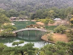 40数年ぶりに栗林公園に行って見ました  No.2   ☆香川県高松市
