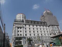 BKK ザサリルスクンビット57トンロー ホテル ジムとプール