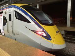東南アジア一周Day7:クアラルンプール~マレー鉄道で到着~