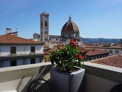 イタリア三都市 + イストラ半島ドライブ #20 : フィレンツェ散策・前半