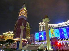 香港・マカオの旅 (3)マカオタワー、ザ・ヴェネチアン・マカオ