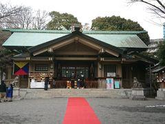東郷神社へお参り