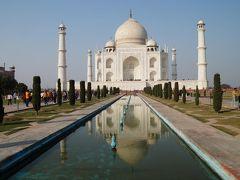 2018 インド旅行記3:タージマハルは世界一豪華なお墓
