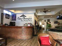 チェンマイ(1) とりあえず居心地のいいホテルを見つける