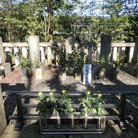 吉田松陰の墓所 (松陰神社)