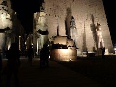 Day 5-2 アフリカ大陸初上陸~テロにも負けず、エジプトへ★(´∀`)~(ルクソール神殿)