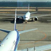 飛行機と空港だけを楽しむ旅①